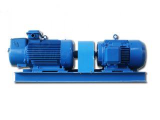 Intermediate Frequency Generator Motor Set (DVDF)