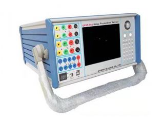 Relay Protection Tester (Six Phase)