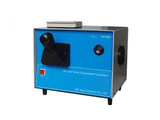 Oil Lab Color Comparator Equipment (ASTM D1500)
