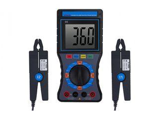 Dual-Clamp Digital Phase Meter