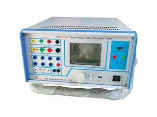 Three Phase Relay Protection Tester (SCM)