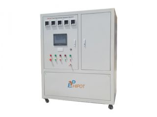 Three Phase Temperature Rise Test Bench Upto 10000Amps