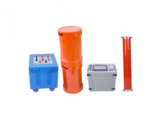 How to choose suitable testing equipment for cable AC withstand voltage test