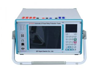 Relay Protection Tester (Six Phase with GPS Function)