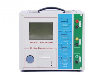CT/PT Analyzer (Variable Frequency)