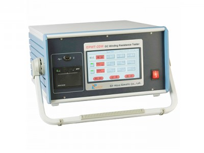Double Channels DC Winding Resistance Tester (Temperature Ris