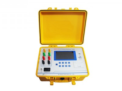 Three Channels DC Winding Resistance Tester