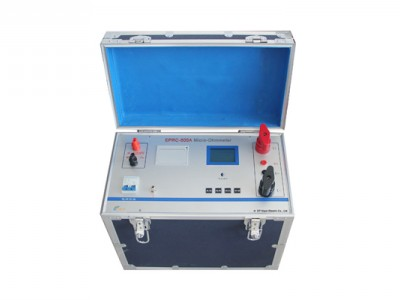 600A Contact Resistance Tester (Micro-Ohmmeter)