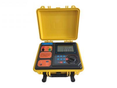 Earth Resistance Tester & Soil Resistivity Tester